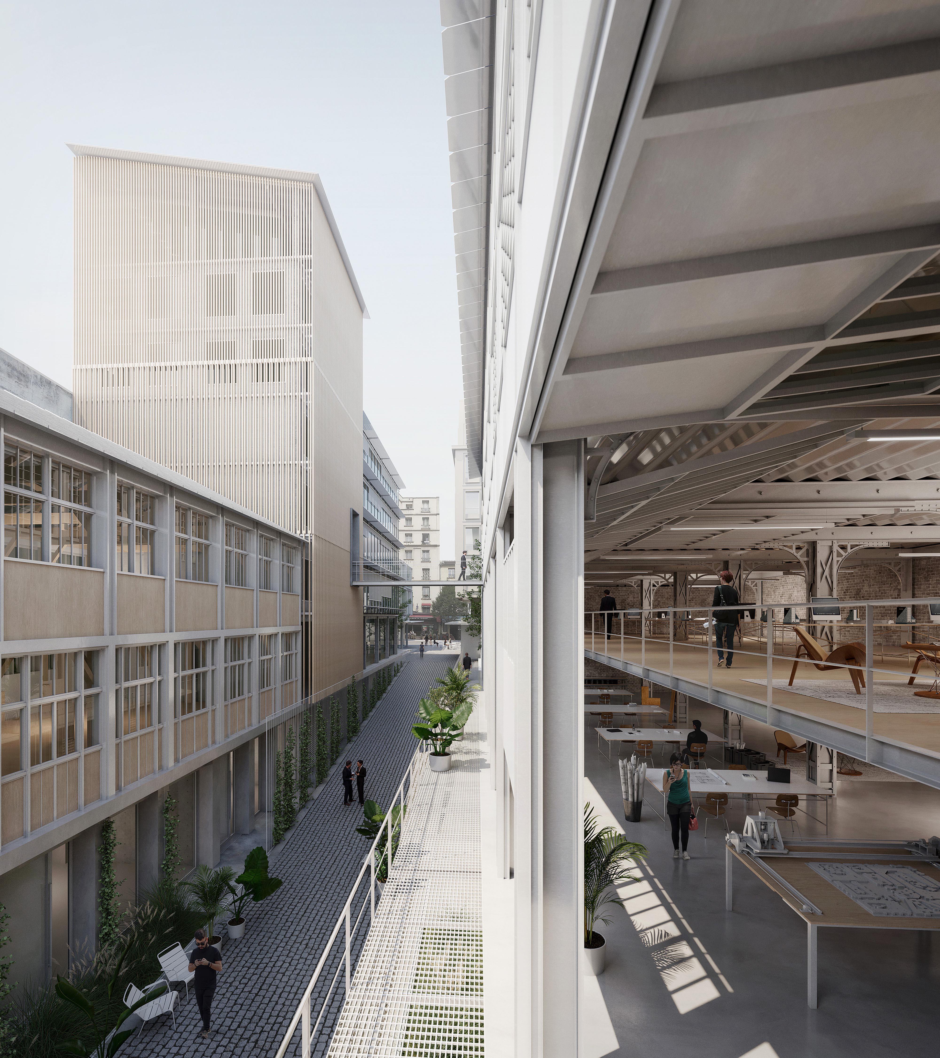 Philippe Rizzotti Architecte + Aldric Beckmann