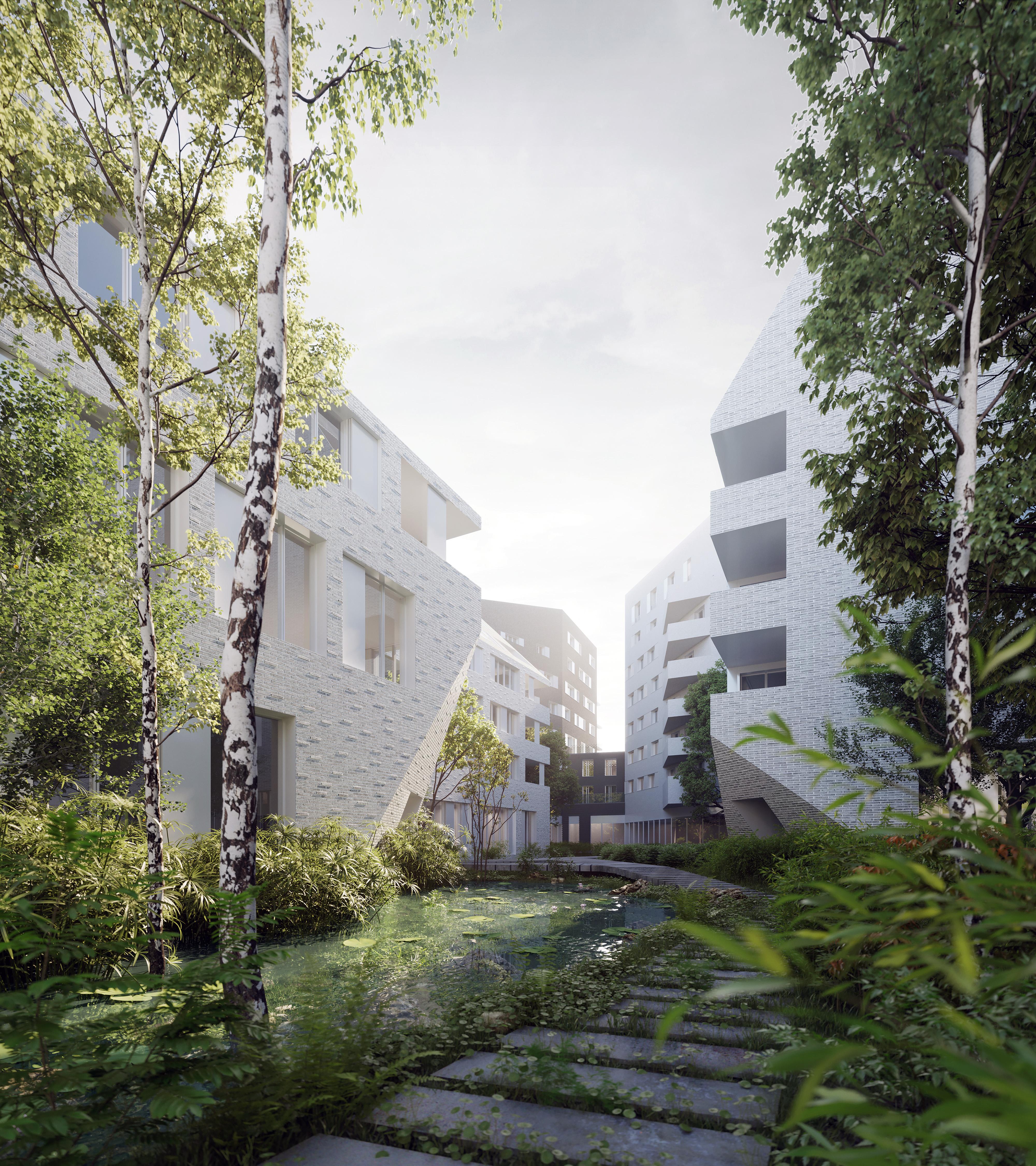 Kengo Kuma + TOA Architectes Associés