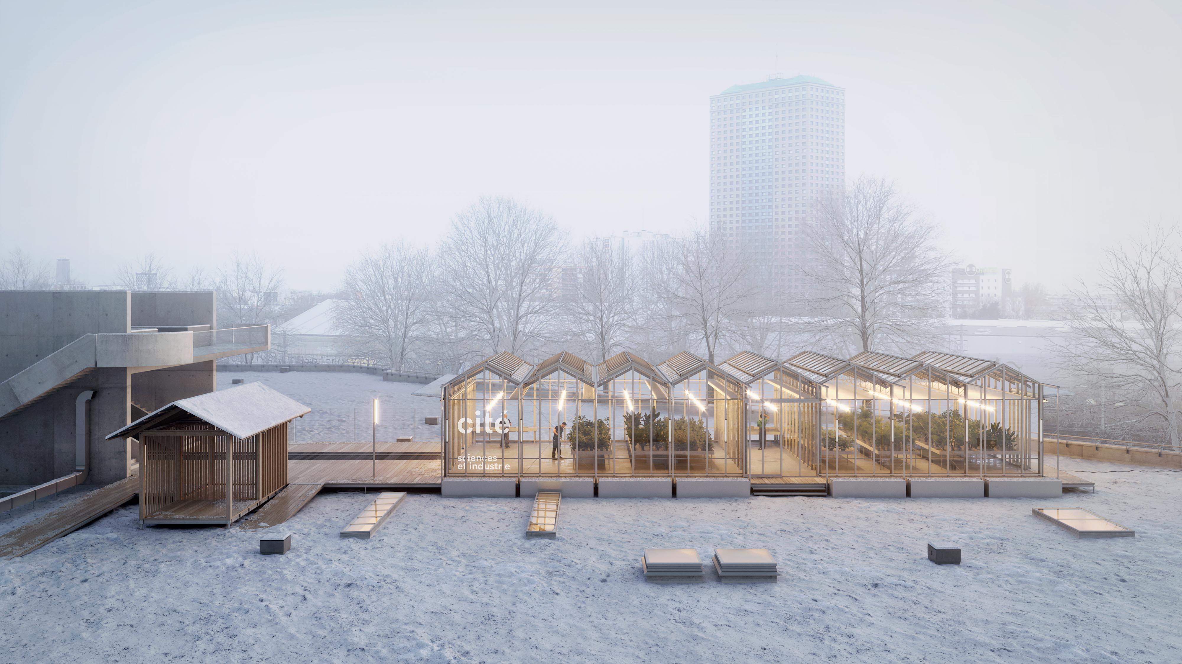 Philippe Rizzotti Architecte + CDG